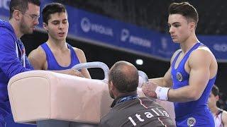 Cluj Napoca - Prova podio maschile