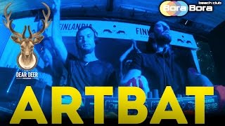 ARTBAT @ Bora Bora beach club, Kyiv, 1.08.2015