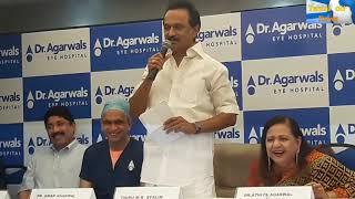 DR AGARWAL'S EYE HOSPITAL MOVES TO NEW,   BIGGER LOCATION ON TTK ROAD, CHENNAI      •