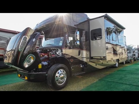 2017 Force HD 37BH Super C Motorhome ~ Full Tour & Review