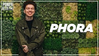 Phora Says He Isn't Listening to Kanye, Made 2 Milli in Merch Sales, Coming for Cole and more!