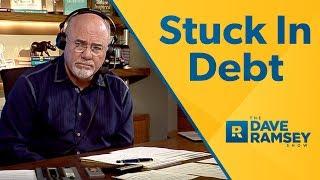We Feel Stuck In Debt