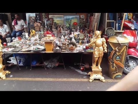 CHOR BAZAAR Expensive Antiques In Cheap Price | Fidget Spinn