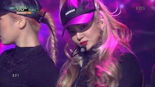 MUSIC BANK 뮤직뱅크 - HyoYeon 효연 - Mystery .20161202