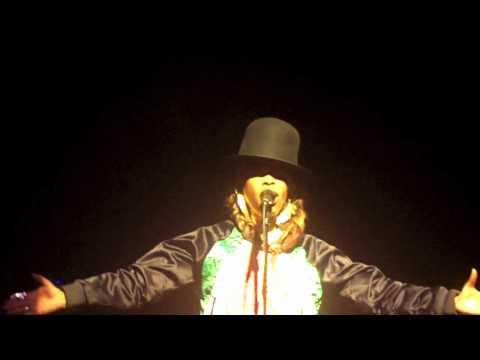 Erykah Badu - The Healer (Live), 6.23.2010