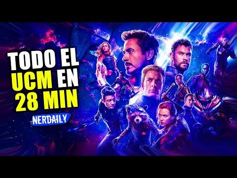 La Saga del Infinito de Marvel EN 28 MINUTOS
