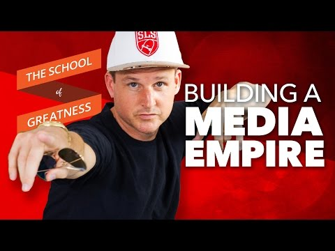 Rob Dyrdek on Building a Media Empire with Lewis Howes