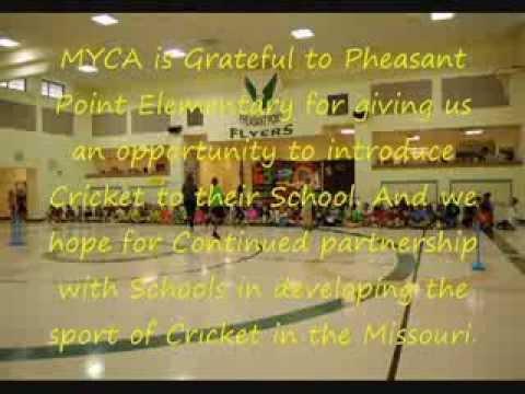 MYCA presents Cricket at Pheasant Point Elementary School in Ofallen, MO