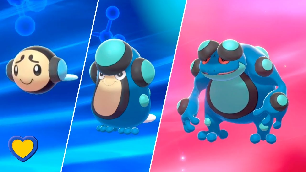 How To Evolve Tympole Into Seismitoad In Pokemon Sword And Shield Youtube Pokédex entry for #535 tympole containing stats, moves learned, evolution chain, location and tympole is a water type pokémon introduced in generation 5. how to evolve tympole into seismitoad in pokemon sword and shield