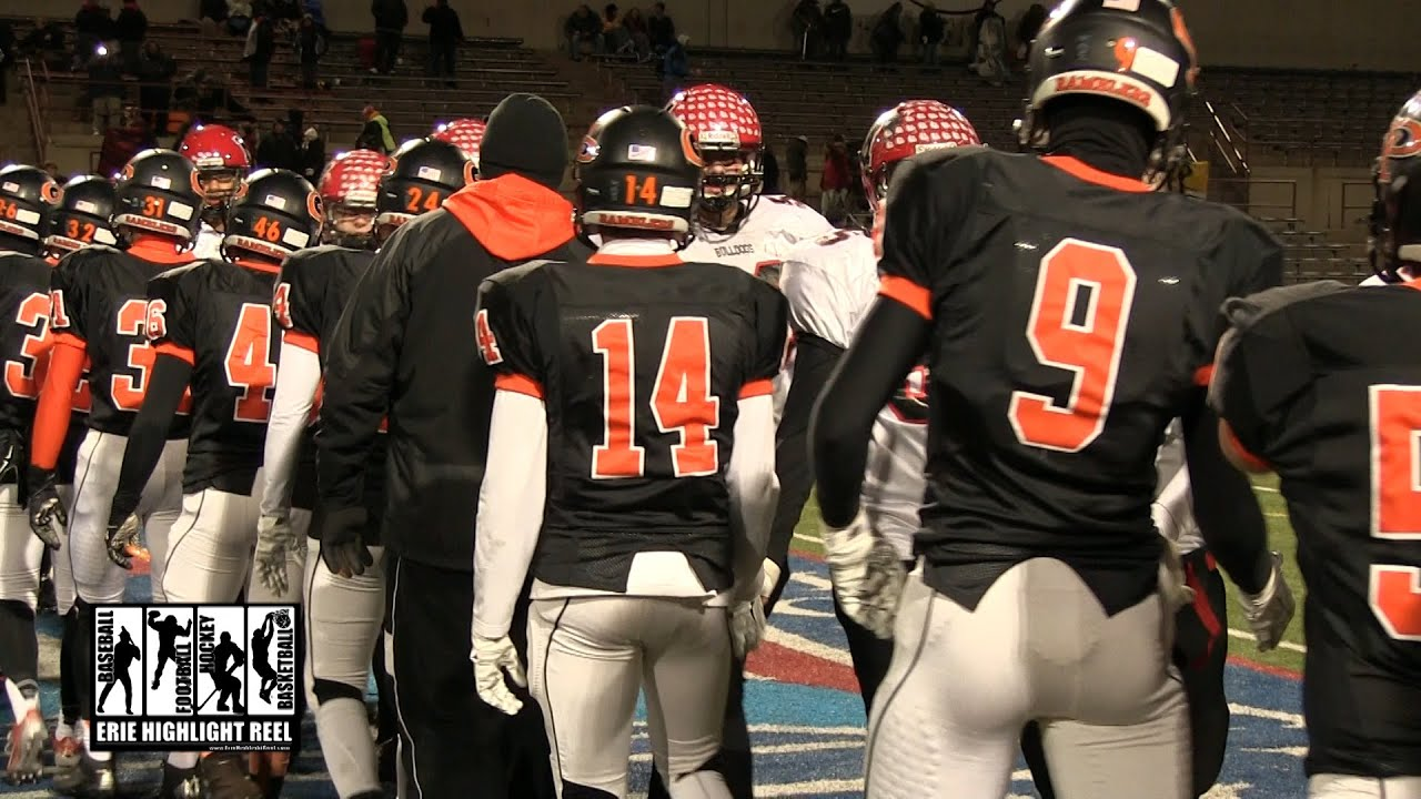 Cathedral Prep Meadville 2014 High School Football Playoffs Game