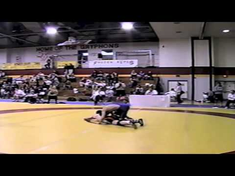 2002 Senior National Championships: 55 kg Sean Dalton vs. Rene Harrison