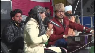sai lakhvir shah ji mela katarian 2016 ( Sana Khan qawwal part 1)