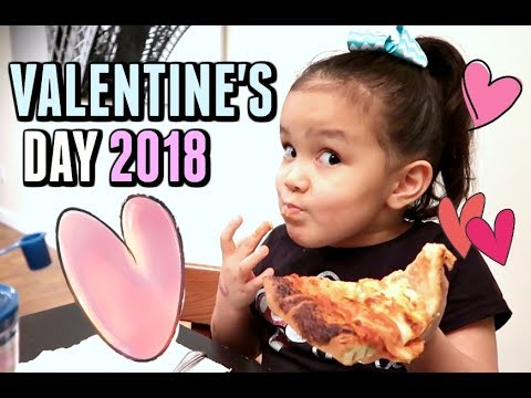 A SATISFYING VALENTINES DAY 2018! -  ItsJudysLife Vlogs thumbnail