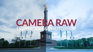 CAMERA RAW Dialog in Photoshop & Lightroom