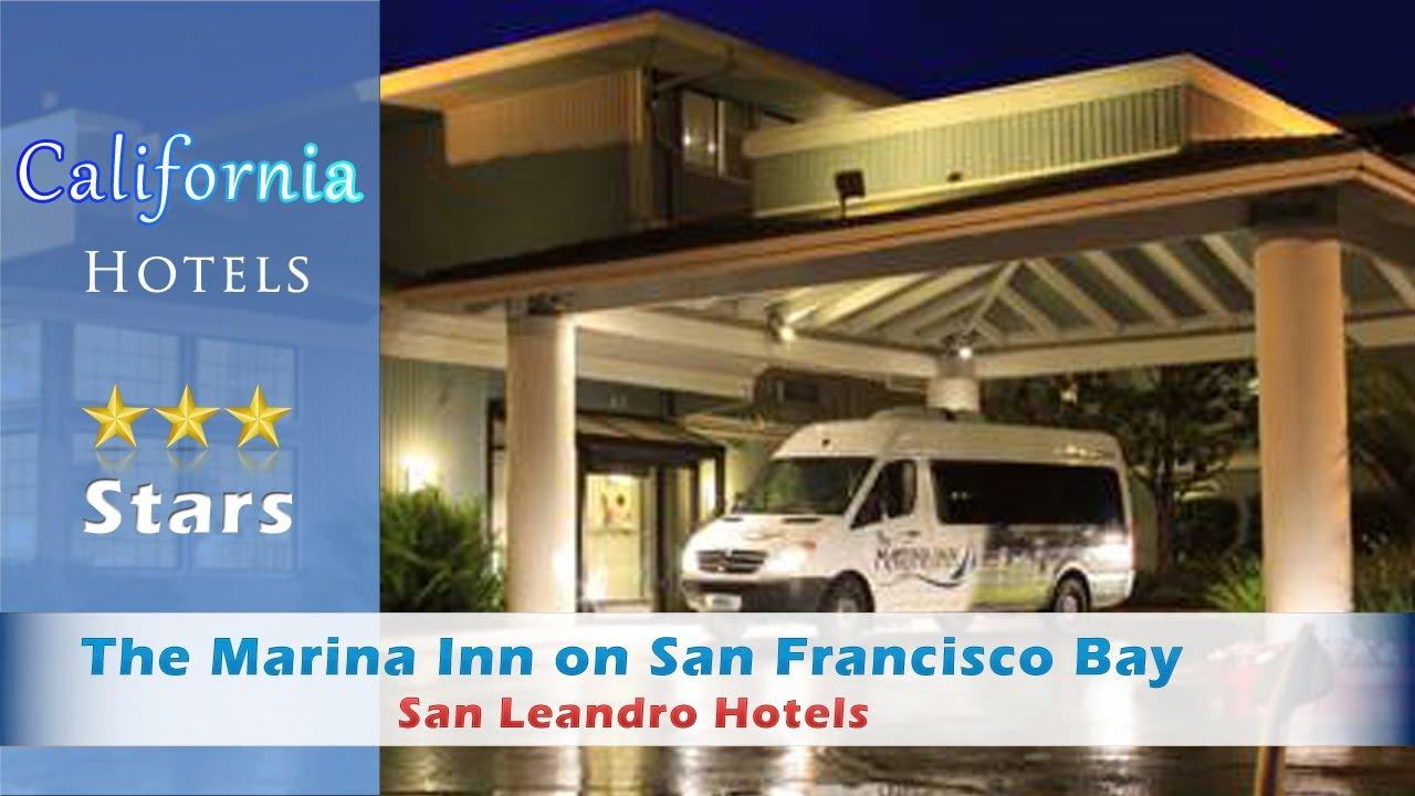 The Marina Inn On San Francisco Bay Leandro Hotels California