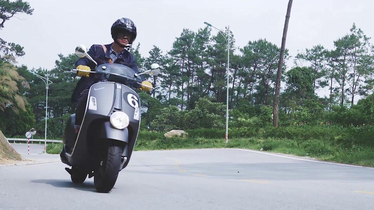 Vespa Sei Giorni II – Huyền thoại của sức mạnh và công nghệ |Vespa Vietnam|