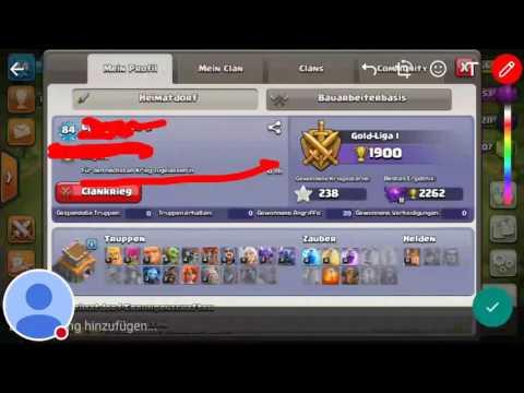 Clash of Clans Account zu verkaufen | 10€