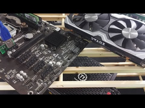 Miners Guide 101 - Setting Up A Multi-GPU Mining Rig!