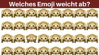 Die große Emoji Challenge!