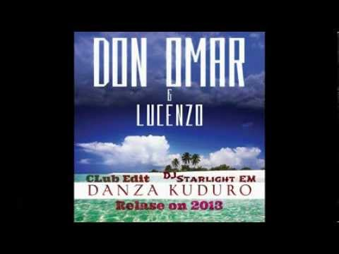 Don Omar Ft. Lucenzo - Danza Kuduro (Club Edit Mix of 2013 - DJ Starlight EM)
