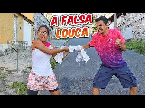 VOCÊ DECIDE - A FALSA LOUCA! (PARTE 2) - KIDS FUN