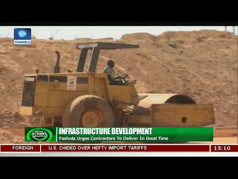 Work Begins On Kaduna Eastern Bypass After 15 Years |News Across Nigeria|