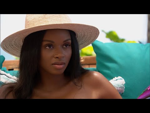 Natasha Confronts Brendan Over His Relationship with Pieper - Bachelor in Paradise