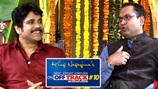 Akkineni Nagarjuna's Vibrant Interview by Dinesh Akula