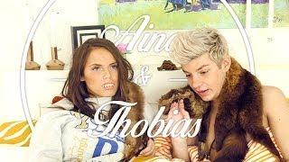 Snorkråkor, cystor och grisblod | Aina & Thobias | Avsnitt 5