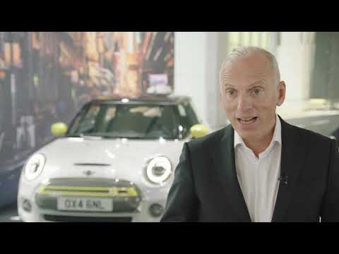 World Premiere of the new MINI Electric - Pieter Nota, Member of the Board of Management BMW AG