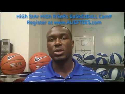 HSHR High Star High Risers Basketball Camp ALief Texas