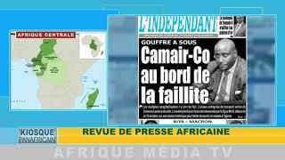 KIOSQUE PANAFRICAIN DU  14 10 2019
