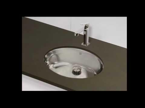 Unique stainless steel bathroom sinks Ideas