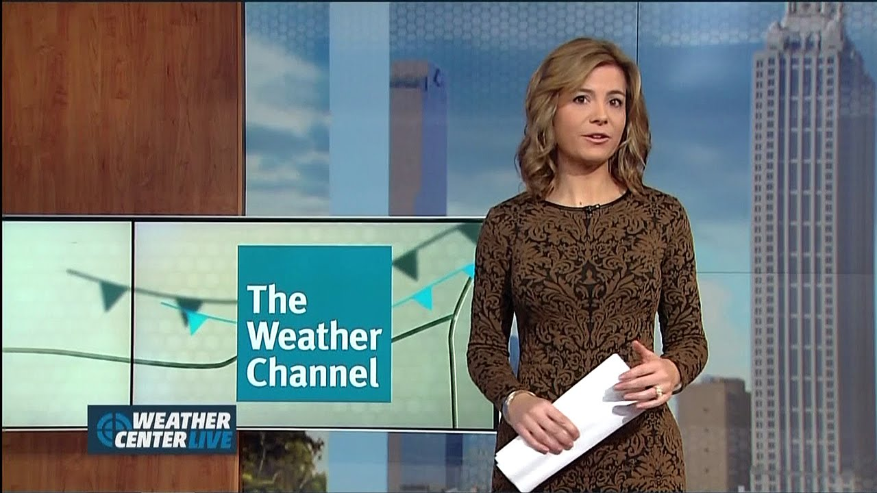 Sexy pictures jen carfagno weather channel
