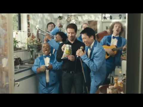 SMITHS RECLAME: BRANDNETELBURGER COMMERCIAL