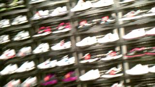 Come take a ride with me...part 2...in Footlocker at Eastland Mall