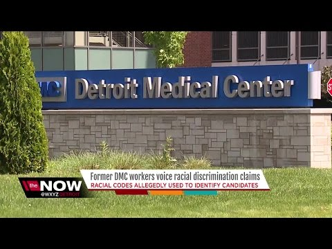 Former DMC workers say racial codes used to identify job candidate at the Detroit Medical Center
