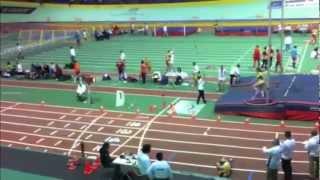 World Record Indoor Pentathlon M40 2013