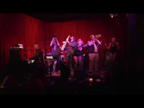 Parlor Social - Jump N' Jivin w/ tap solos (Live on June 27, 2016)
