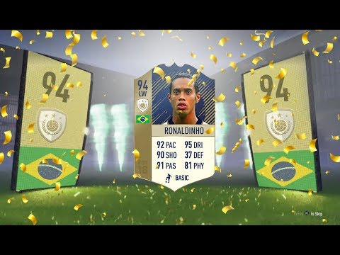 FIFA 18: Prime Icon Ronaldinho (94) Player Review - FIFA 18 Ultimate Team Player Review