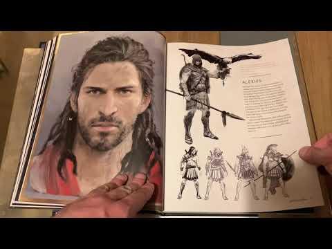 assassins-creed-odyssey-artbook-edicion-limitada-completo
