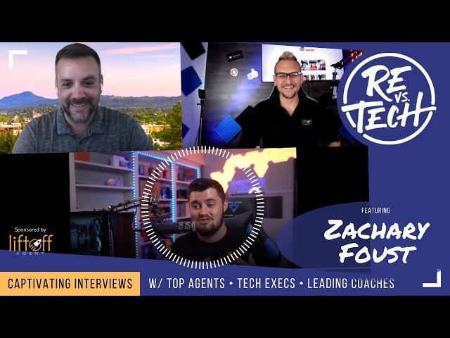 Zachary Foust - Next Level Branding and Marketing Strategies in Real Estate| RE vs. TECH | Ep#101