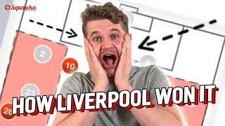 How Liverpool Won the Champions League! 2-0 Tottenham SQUAWKA TACTICS