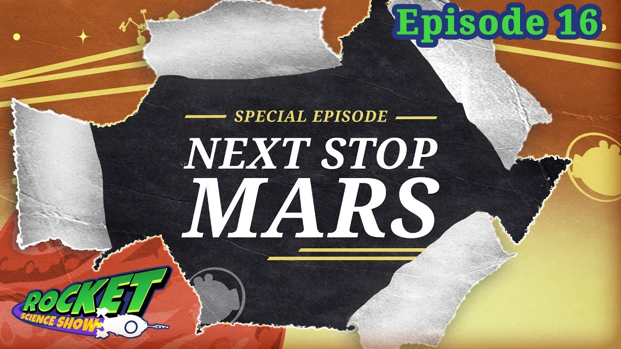 Angry Birds - Rocket Science Show | Next Stop Mars Ep16