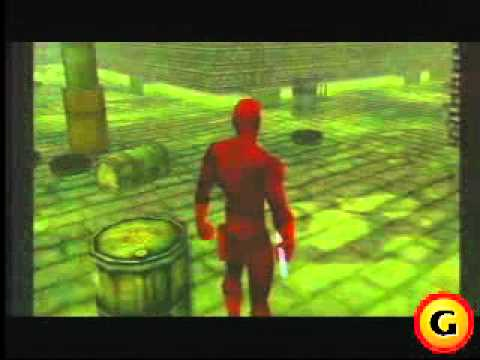Daredevil: The Man Without Fear (PS2/Xbox) - Cancelled