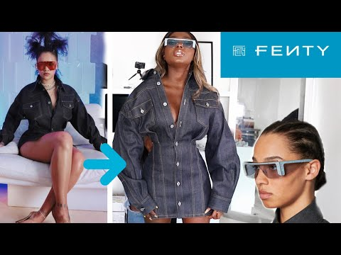 I SPENT $2700 ON RIHANNA LUXURY FASHION LINE AND THIS IS WHAT IT LOOKS LIKE | Shalom Blac Mp3