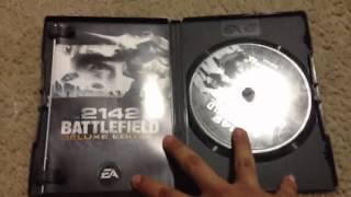 Battlefield 2142 unboxing