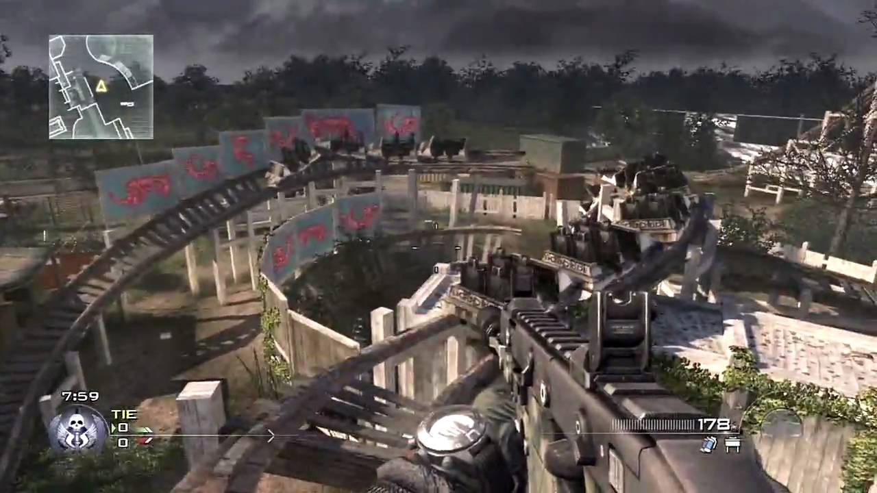 Call Of Duty Modern Warfare Map Packs on