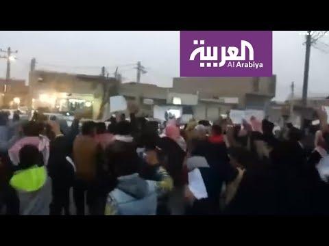 مظاهرات الأهواز احتجاجا على مصادرة الأراضي  - 20:21-2017 / 12 / 12