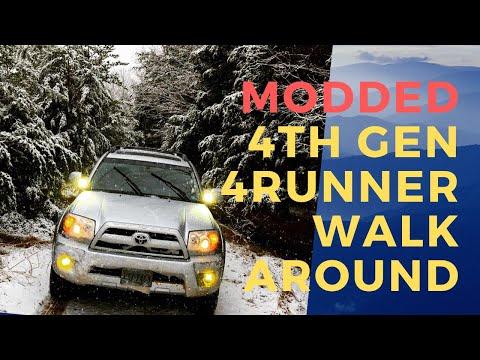 4th Gen 4Runner   Mods & Walk Around (2007 Toyota 4Runner, Limited V8 4WD)